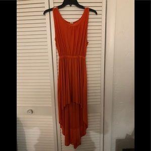 EUC Sexii Spring/Summer High/Low Dress